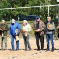 Tiek godināti Balvu novada volejbola spēles veterāni