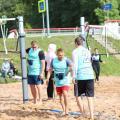 "Nakts pludmales volejbola turnīrs ""Balvi open 2021"""