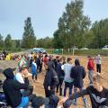 2021./2022. mācību gada skolēnu sacensības pludmales volejbolā